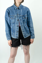 Load image into Gallery viewer, 90's Gap Pioneer Jean Jacket, L