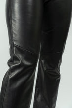 "Load image into Gallery viewer, Ultra Soft Danier Leather Pants, Size 8/32"" Waist"