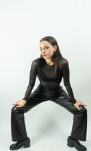 "Load image into Gallery viewer, Buttery Danier Leather Pants, Size 4/29"" Waist"
