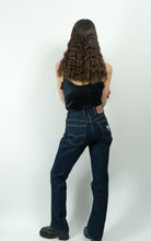 Load image into Gallery viewer, Guess? Ultra Dark Mid-Rise Straight Leg Jeans, 25""