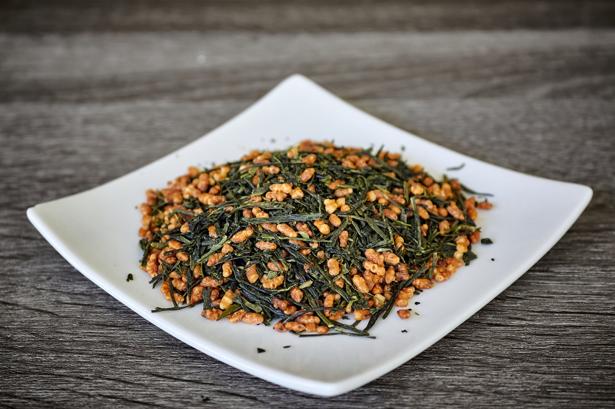 Genmaicha Japanese Popped Rice Green Tea