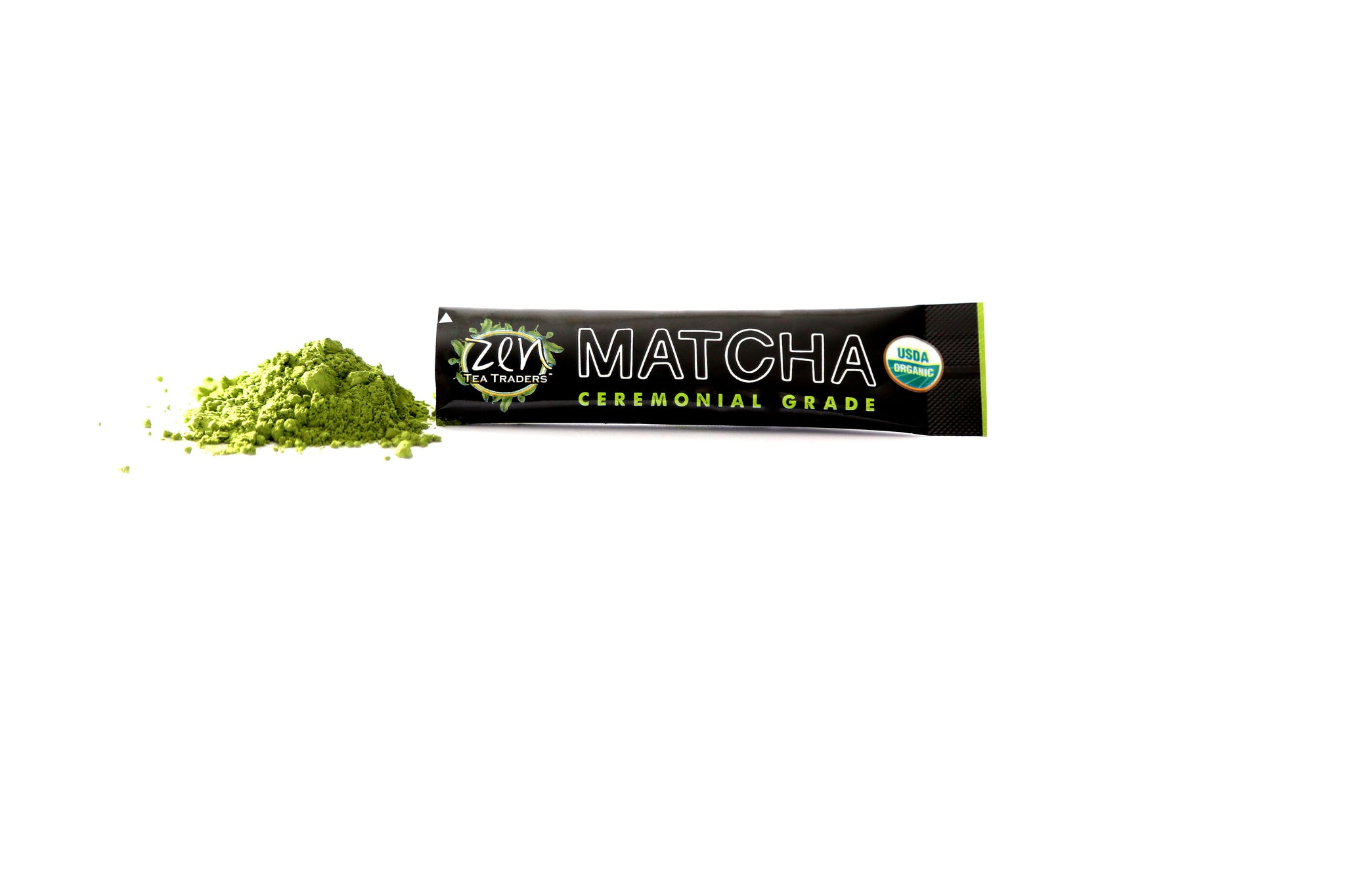 Organic Ceremonial Grade Matcha Sticks