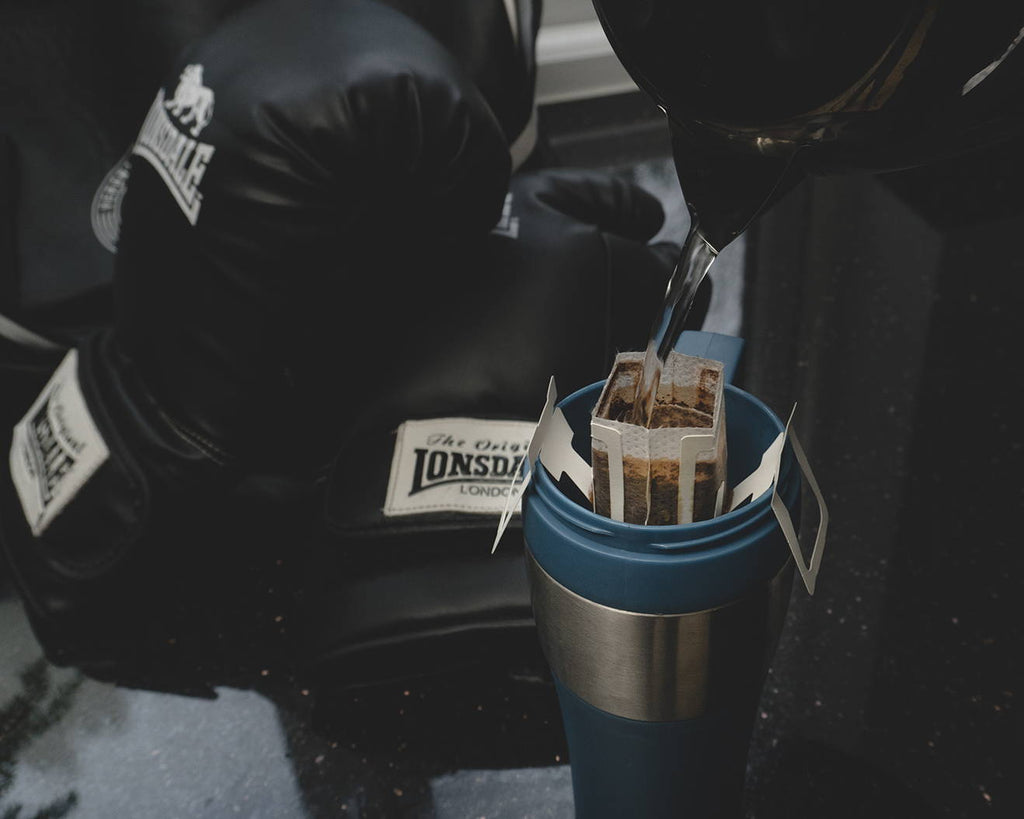 Why Coffee Needs To Be Your New Pre-Workout