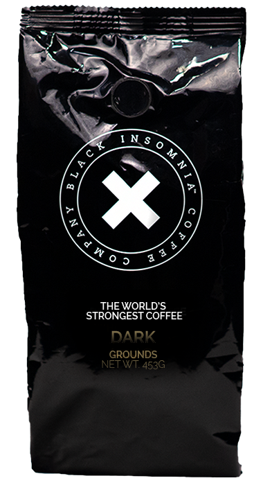 Black Insomnia Grounds (DARK)
