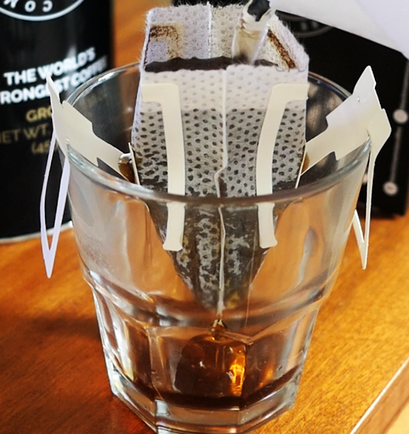 Pour-Over Bag Sample Pack