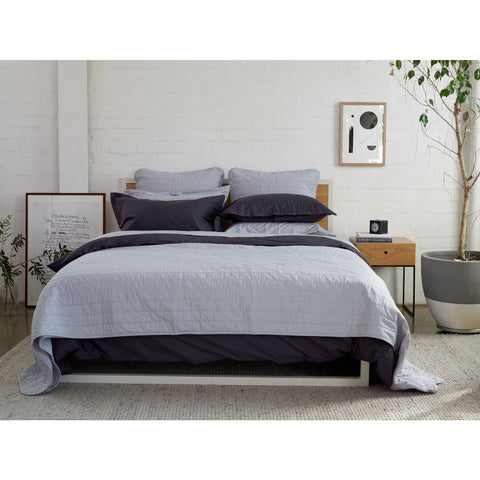 DOWNTOWN - Bedlinen Bundle Set - Feyrehome Australia. 100% extra-long staple cotton. 300TC. Includes Sheet set, duvet set and Bedspread & Euro pillowcases. free Shipping Australia. Afterpay and ZipPay