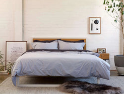 MODERN TIMES - Bedlinen bundle Buy - Feyrehome Australia. 100% extra-long staple cotton percale. 300TC. Includes Charcoal Sheet Set and Silver Duvet Cover. Single-King Size. Automatically save 5% buying this bundle. Free Shipping Australia. Afterpay and ZipPay