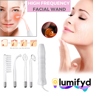 Derma Wand - High Frequency Facial Device