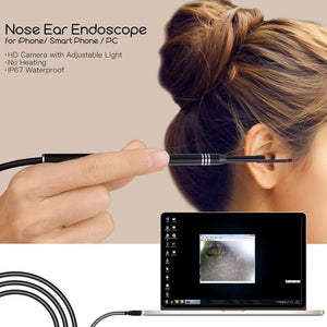 EndoClean™️ - The HD Ear Endoscope Camera