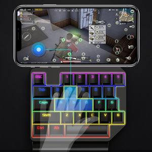 GAMERZ™️ - Phone Keyboard & Mouse Converter