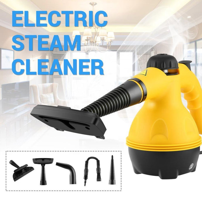 Steam Cleaner - Sterilize & Disinfect Kill 99.9% Of Bacteria Germs & Viruses