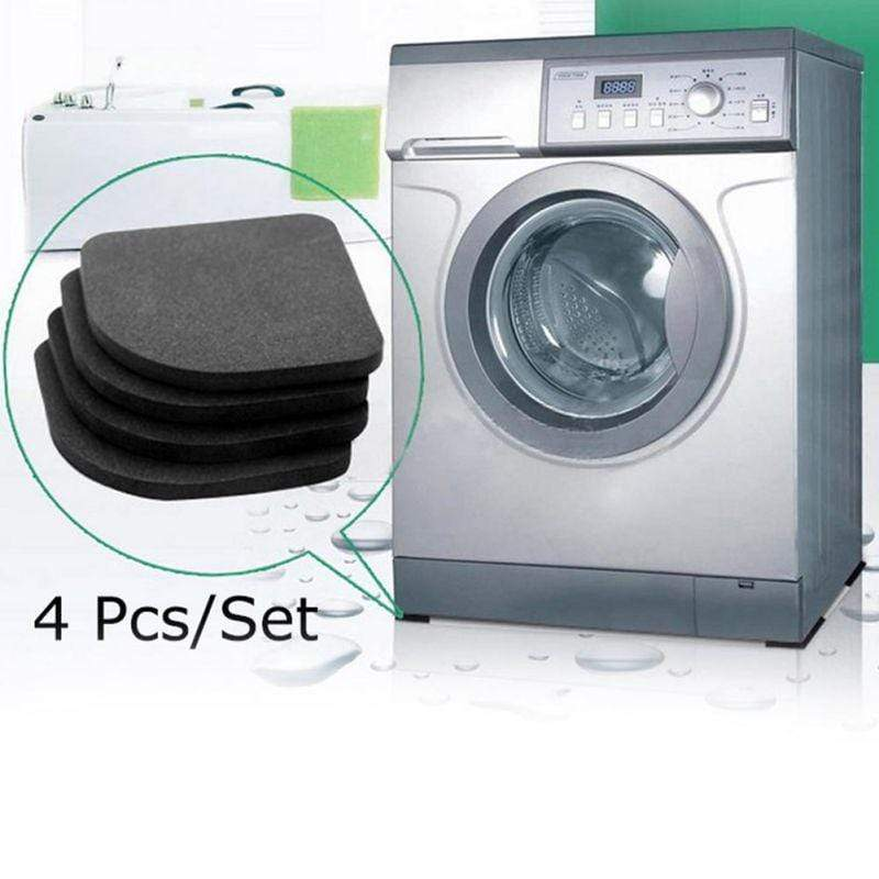 NoShake - Anti Vibration Pads - High Quality & Non-slip Shock Mats For Washing Machine Shaking