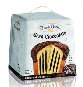 GRAN CIOCCOLATO / FILLED WITH CHOCOLATE