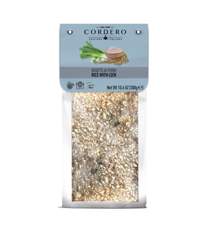 Rice with leek - Vacuum pack