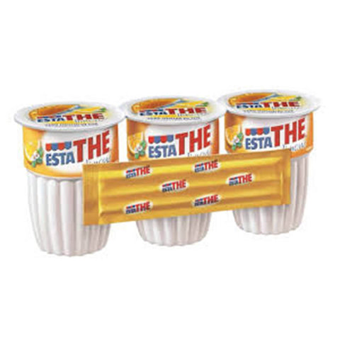 "Estathe Lemon ""200ml x 3T"" x 24"