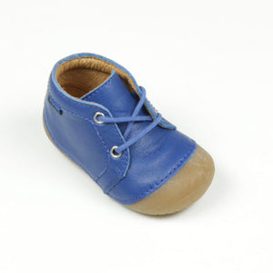 My First Richter Boys Blue Shoes