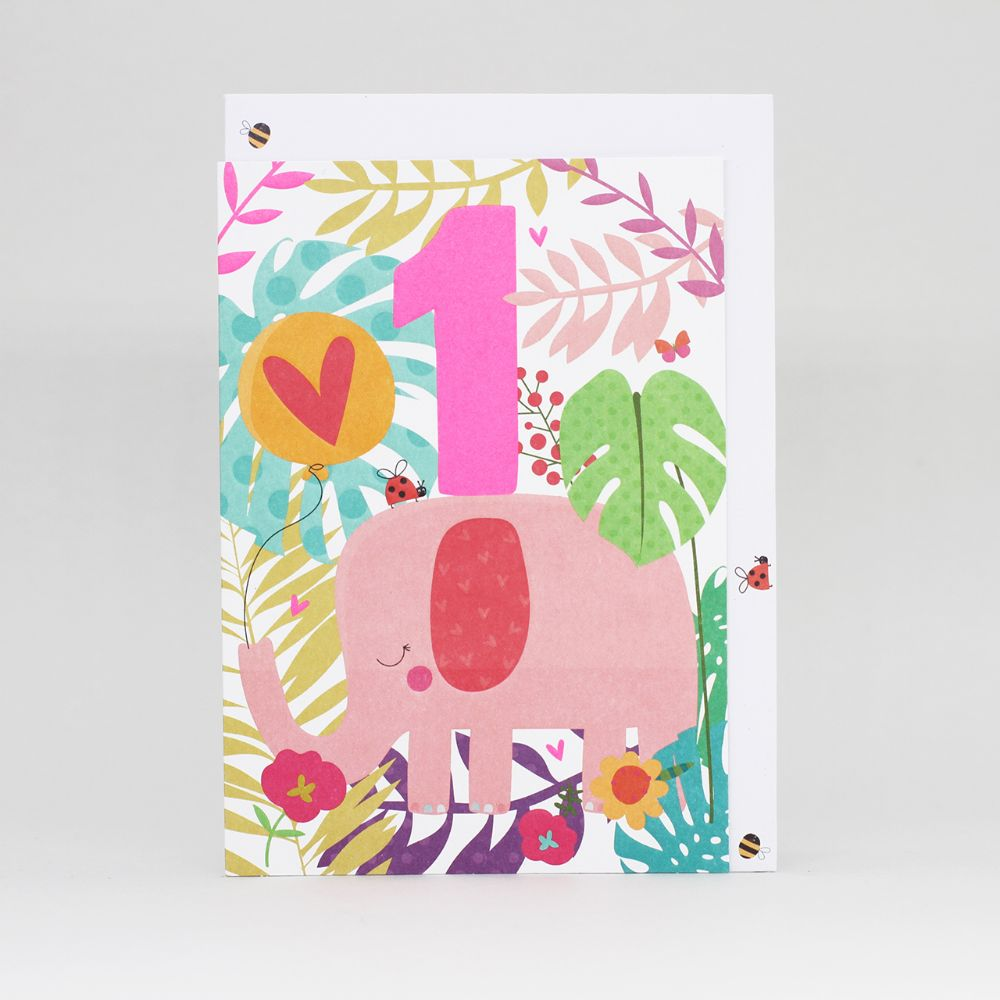 belly-button-first-birthday-card-girls