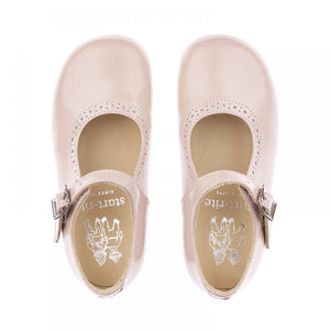 Startrite Clare Pink Leather Shoes