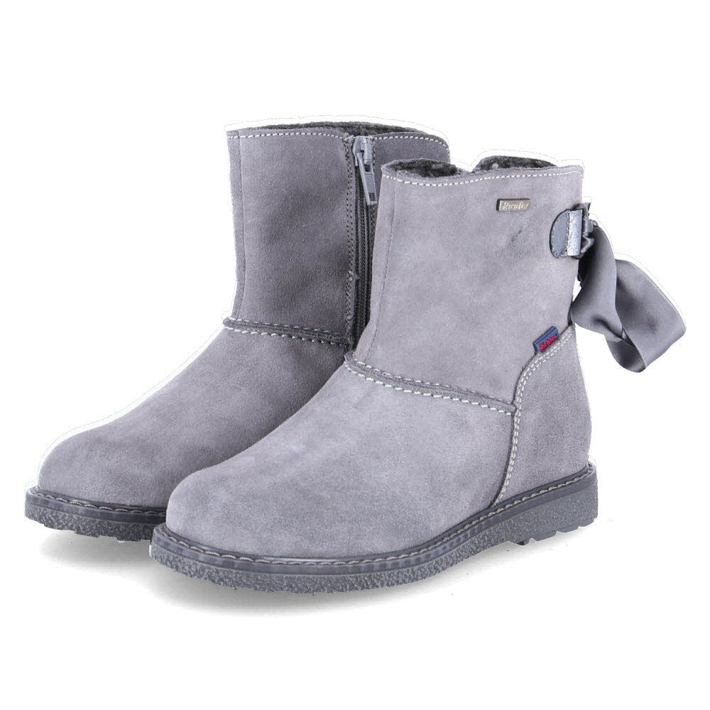 Richter-grey-ribbon-waterproof-boot