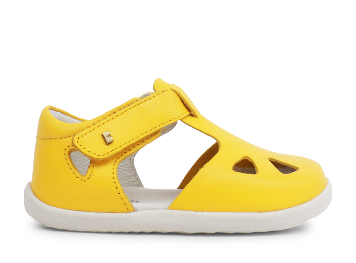 Bobux Zap Yellow Sandals