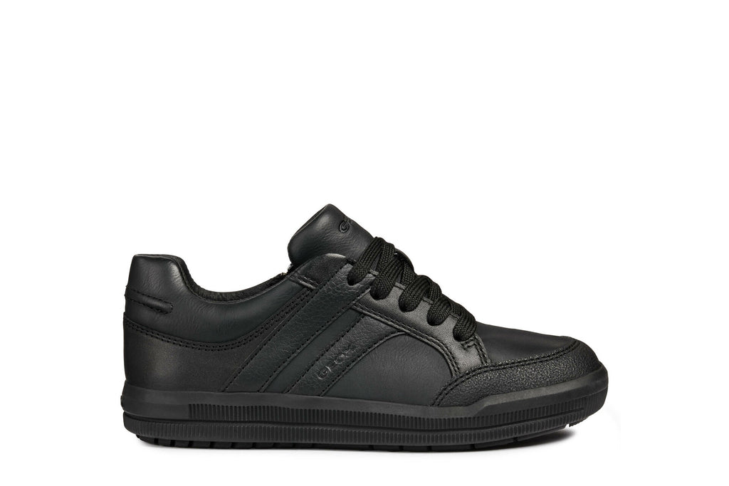 geox arzach boys school shoes