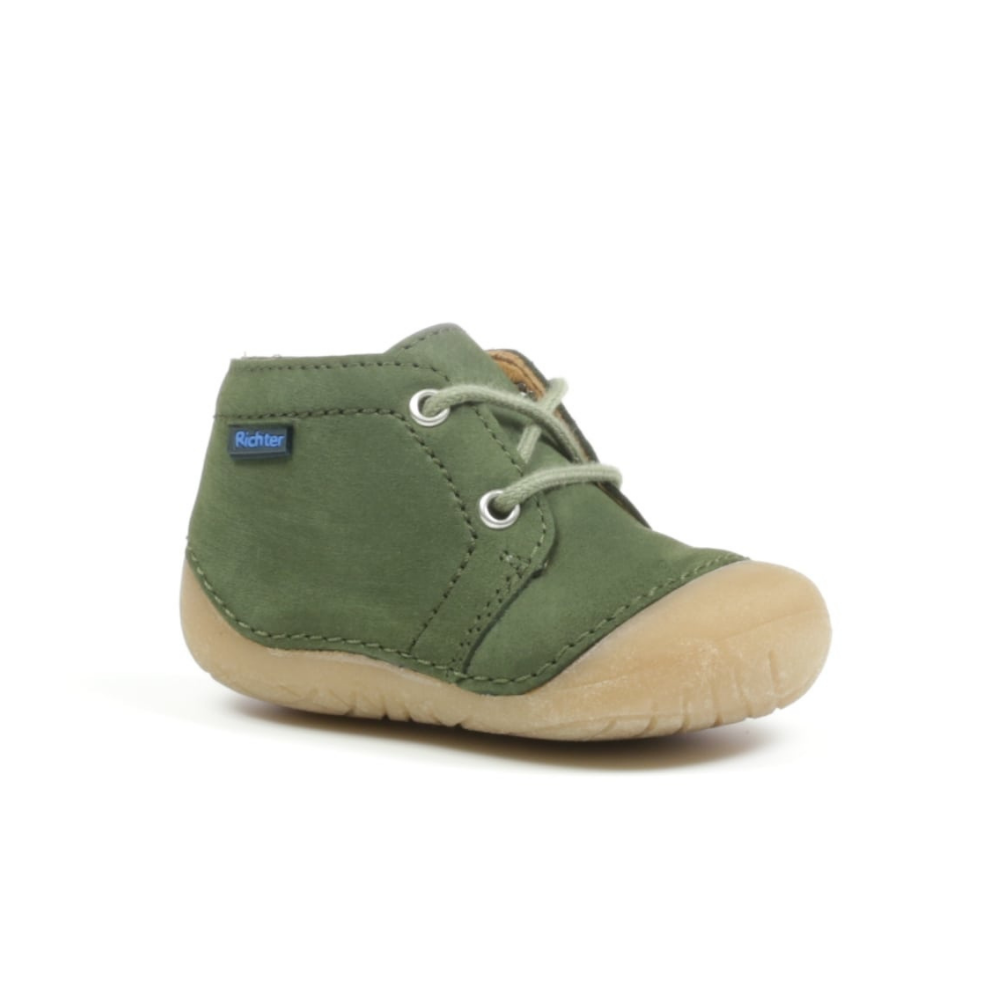 richter first shoes khaki