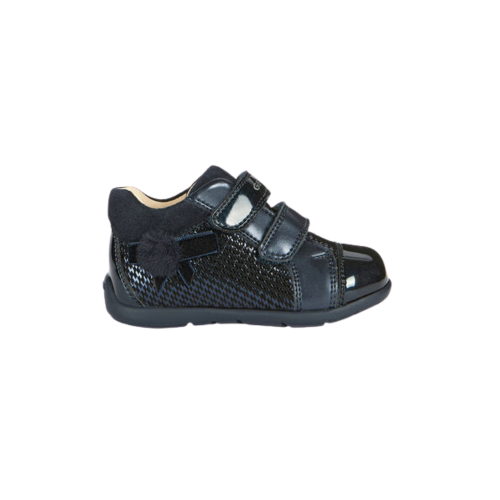 geox baby girls kaytan navy shoes