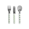 sophie allport on the farm cutlery set