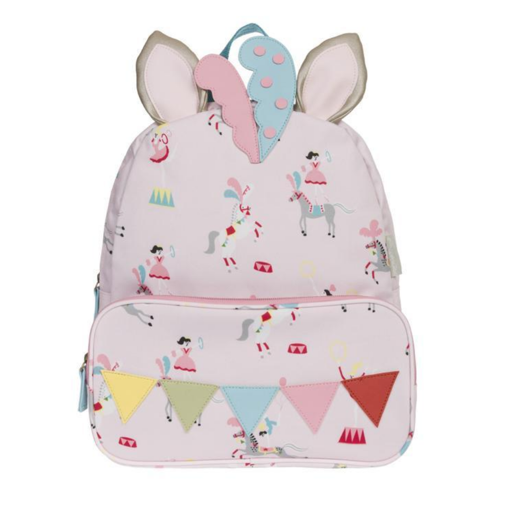 sophie allport fairground ponies backpack