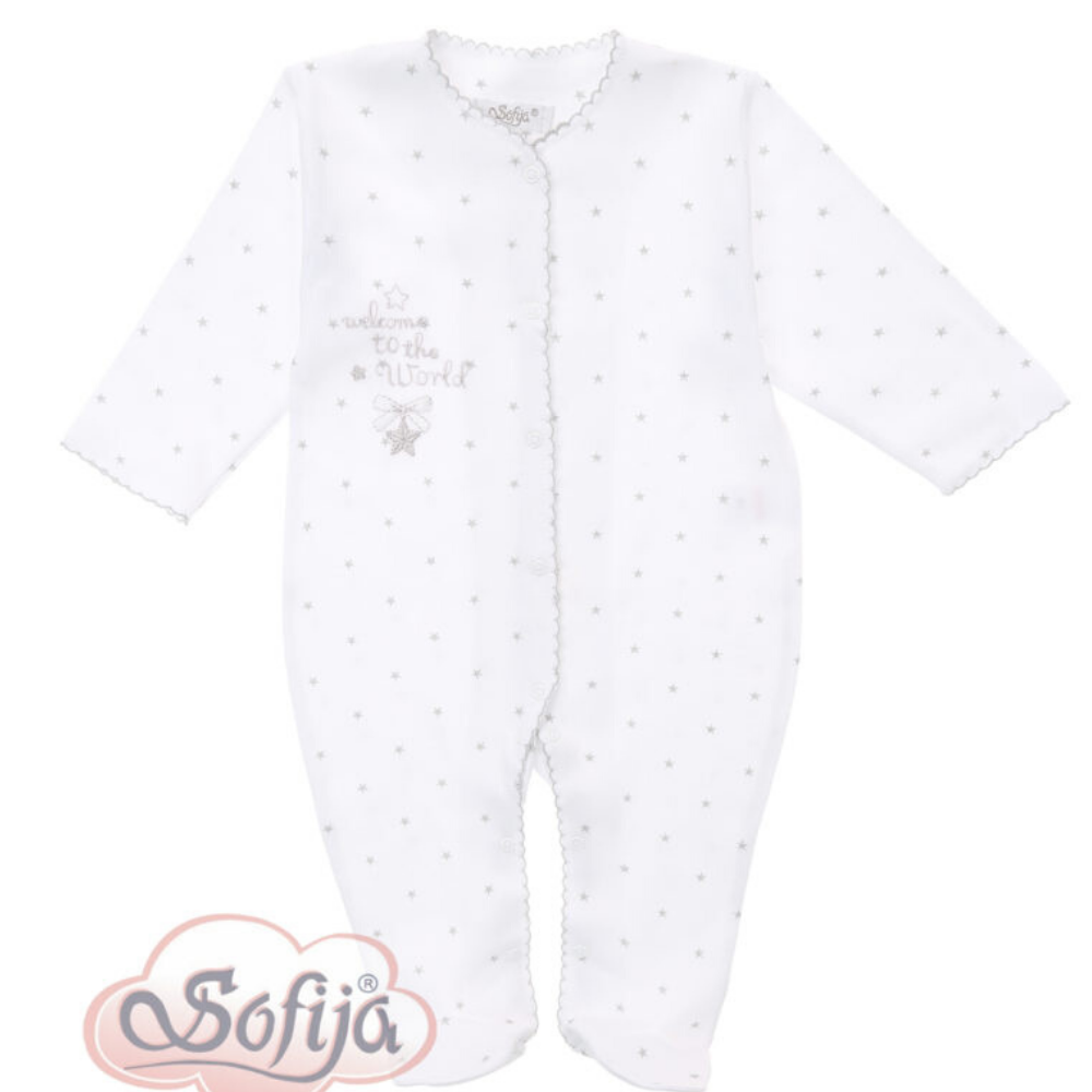 sofija-welcome-to-the-world-white-babygrow