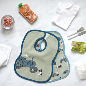 Sophie Allport On The Farm Bibs (Set of 2)