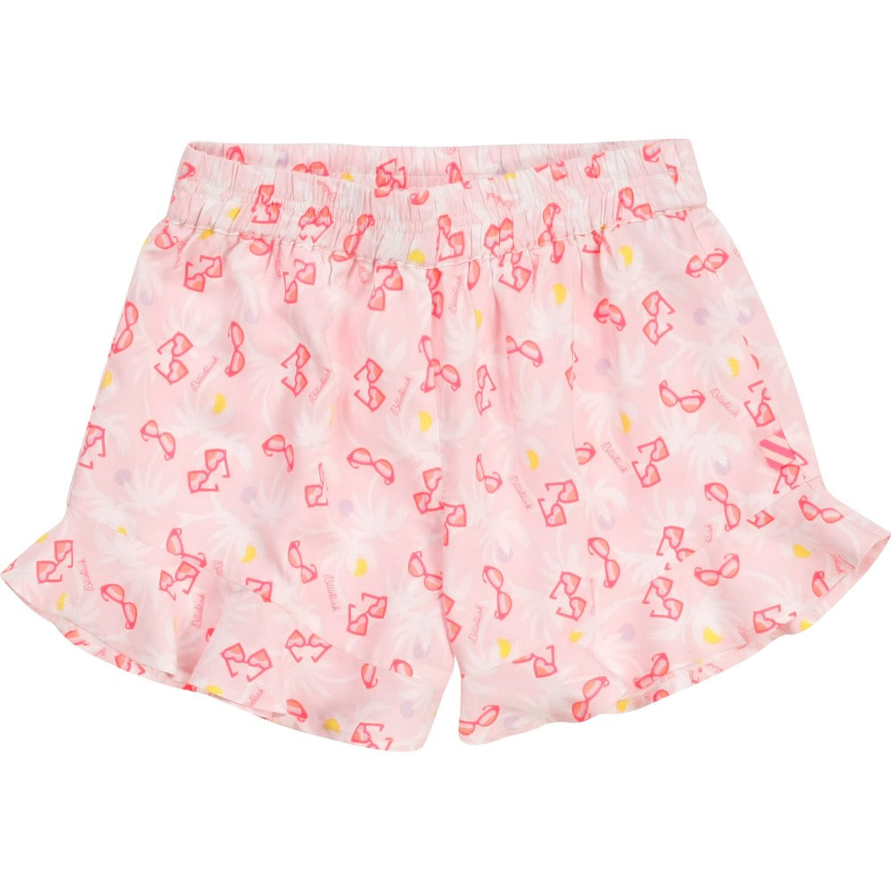 billieblush-pink-sunglasses-print-shorts