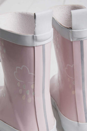 Grass & Air Wellies Baby Pink