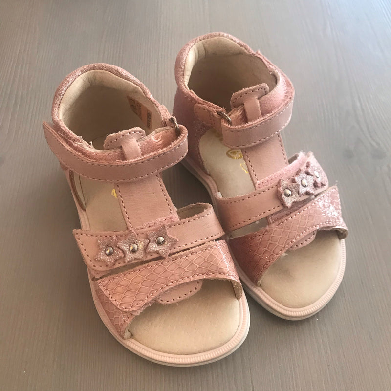 GBB Girls Pink Sandals