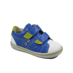 ricosta-blue-lime-boys-trainers