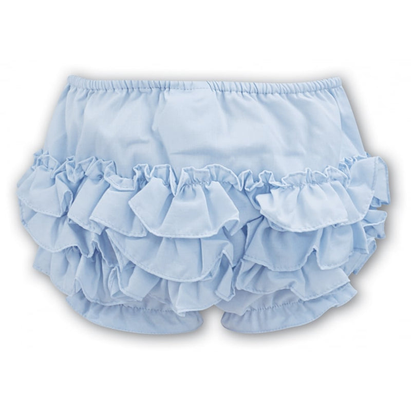 sarah-louise-pale-blue-ruffle-baby-knickers