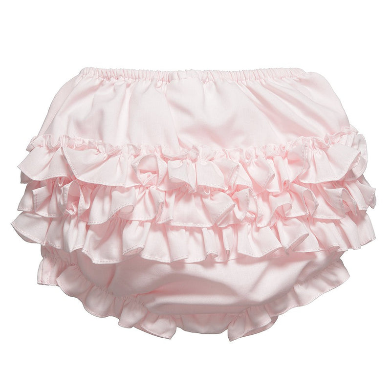 sarah-louise-pink-ruffle-baby-knickers