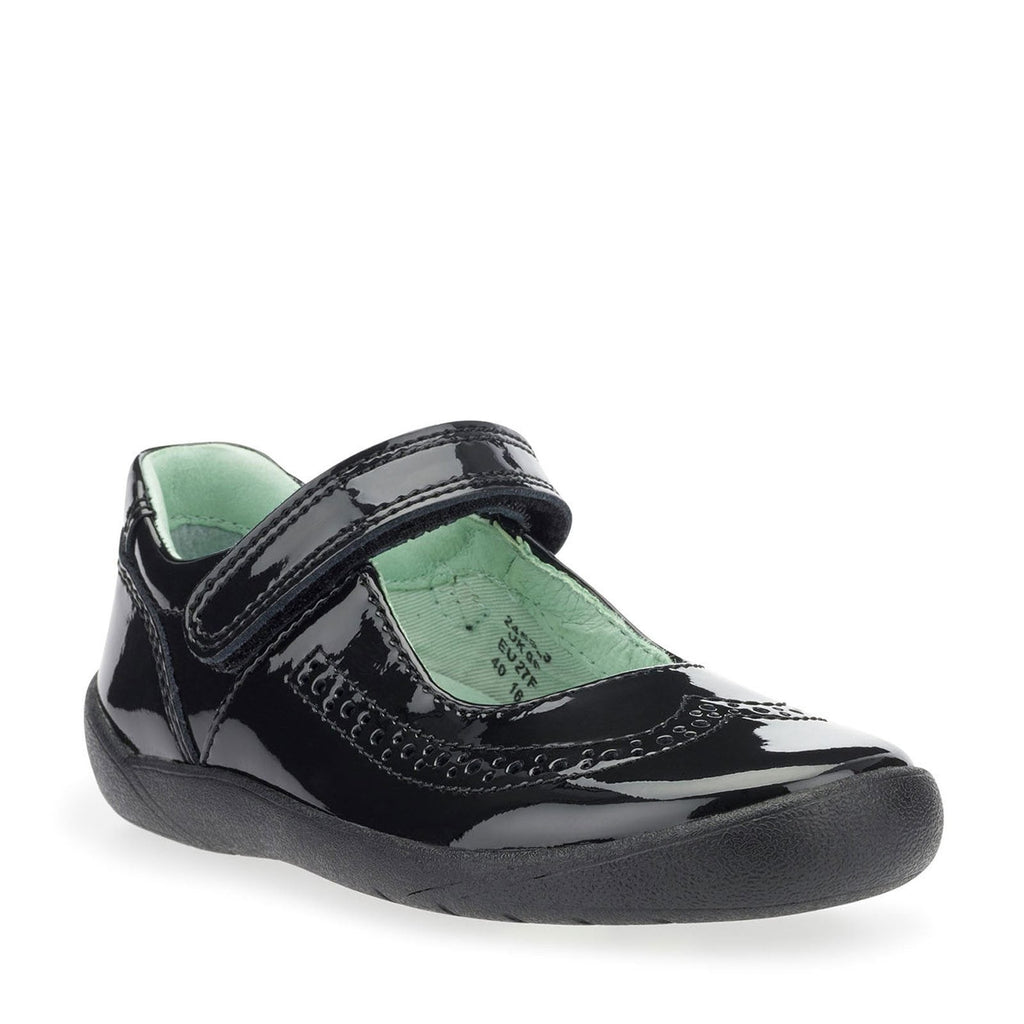 Startrite Lizzy patent school shoes