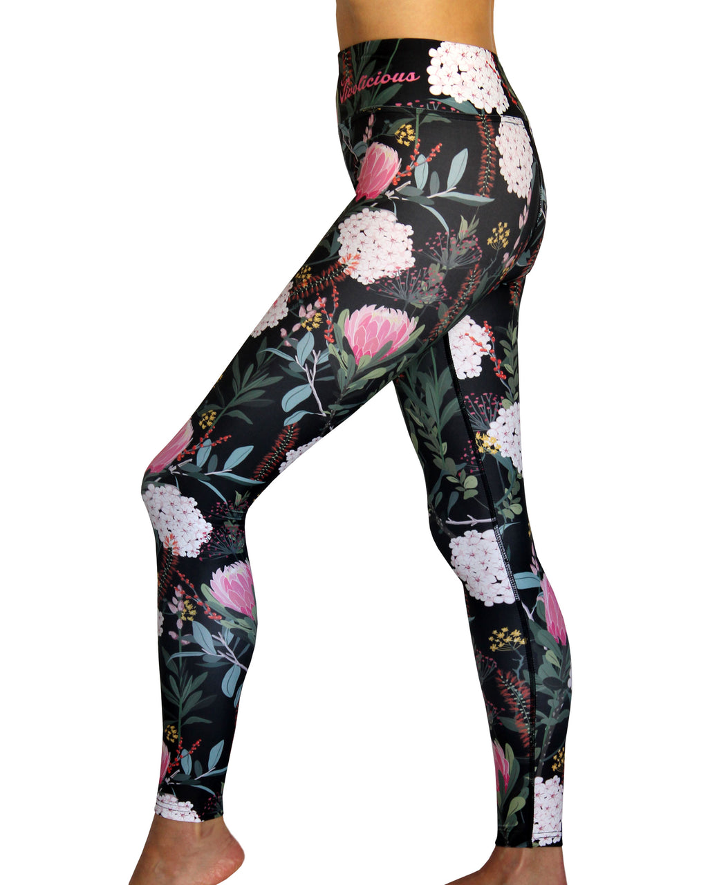 SUGARBUSH Tech Tights VIVOLICIOUS Active Wear Leggings