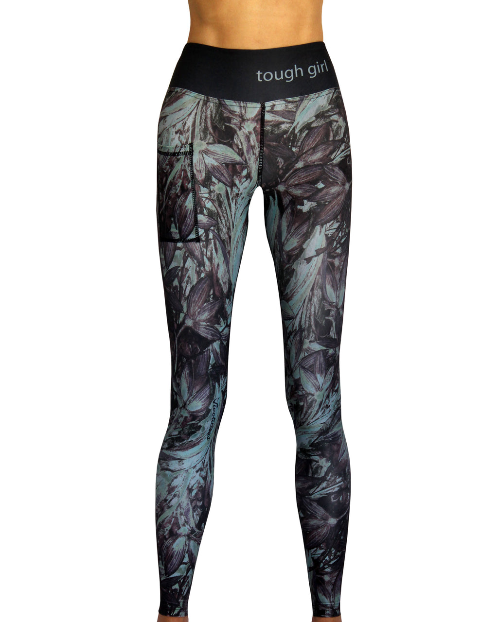 TOUGH GIRL Tech Tights VIVOLICIOUS Active Wear Leggings