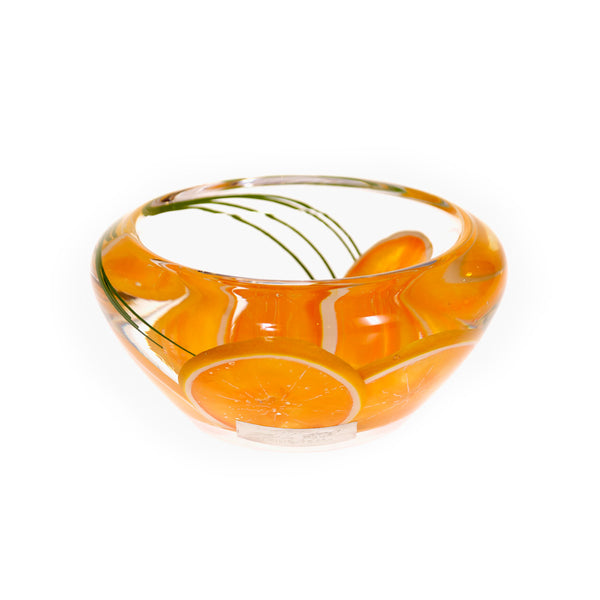 Orange Slices Bowl
