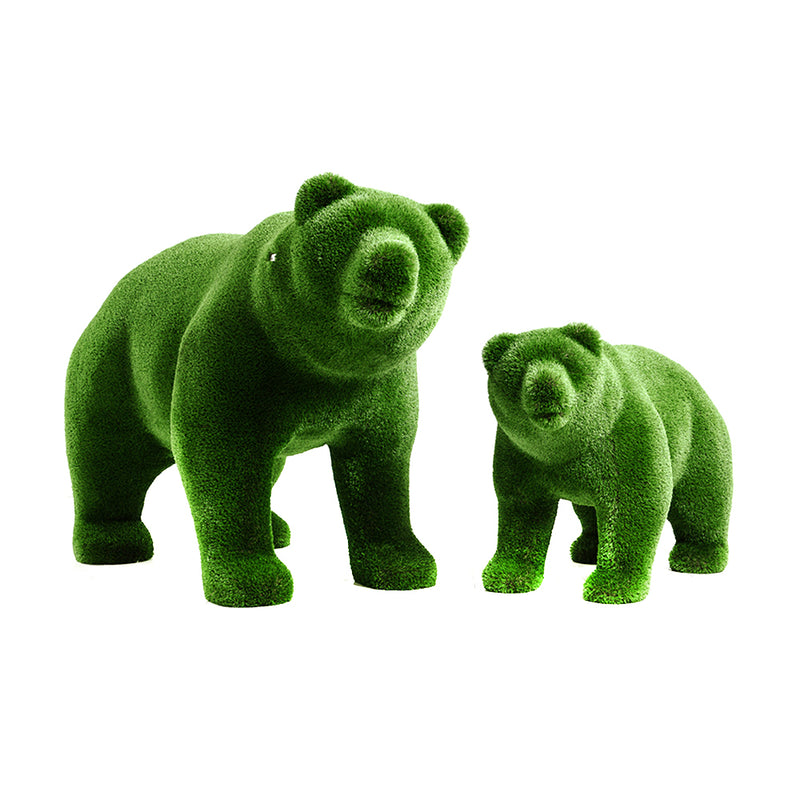 Bear Topiary Figures • 2 sizes