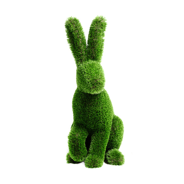 Rabbit Topiary Figures