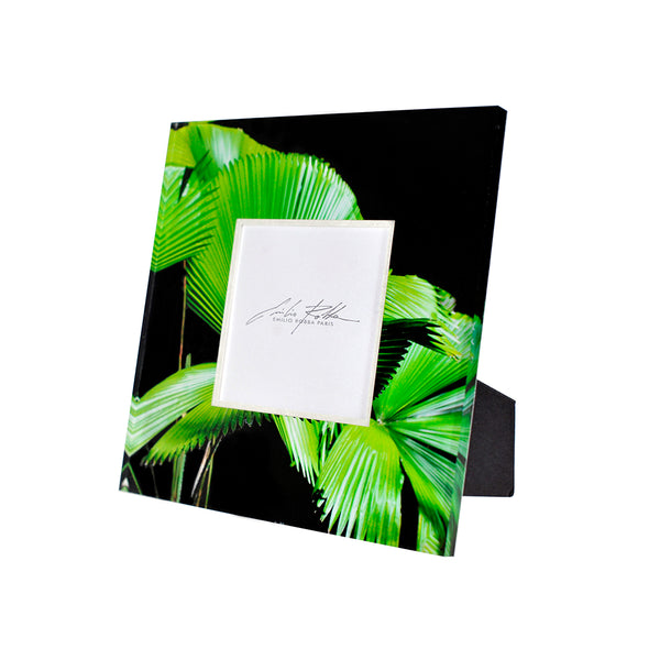 Dancing Palm Photo Frame