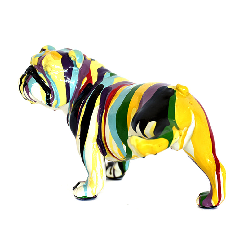 Figure Sculpture - English Bulldog