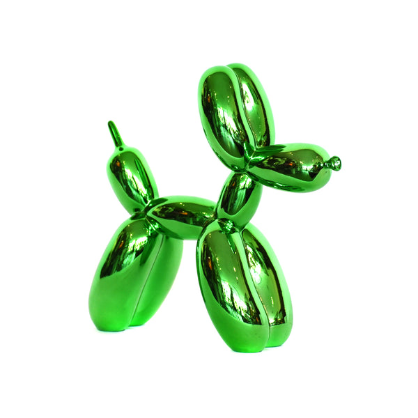 Balloon Dog - Green