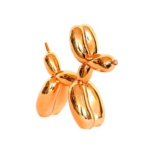 Balloon Dog - Rose Gold