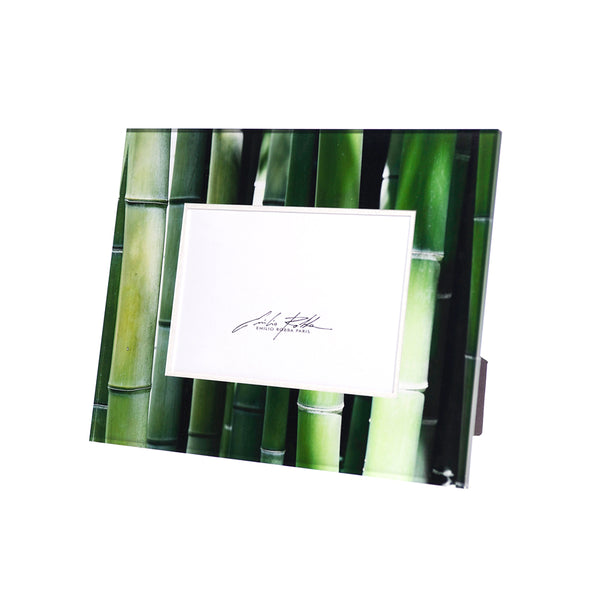 Japanese Bamboo Photo Frame • 4 Sizes