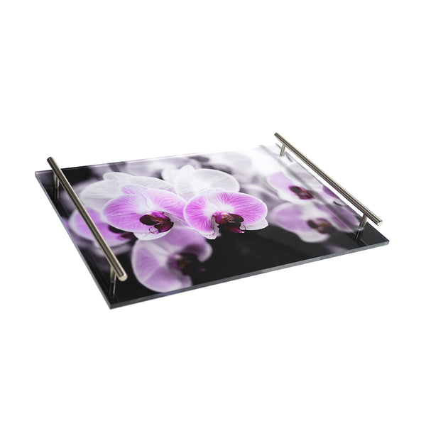 Radiant Orchid Tray • 3 Sizes