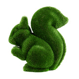 Squirrel Topiary Figures